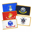 Military & Service Flags & Kits for Indoor-Parade