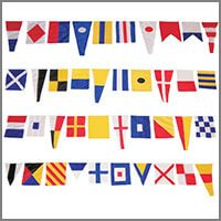 Nautical Pennants