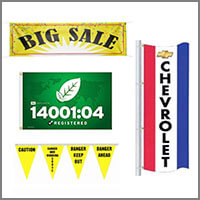 Commercial Flags and Banners