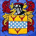 Custom Heraldry Flag