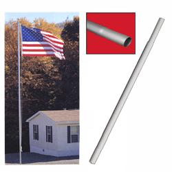 Bottom Replacement Section for Sectional Flagpoles,CSECTSWD