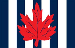 Canadian Power & Sail Squadrons ensign