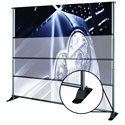 Large Format Expandable Banner Stand Replacement Feet, CSTANBASE