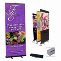 Single Retractable Banner Stand