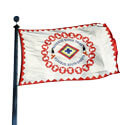 Rosebud Sioux Nation Flag, CURSN35