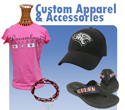 Custom Apparel and Accessories