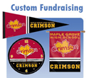 Custom Fundraising for Schools