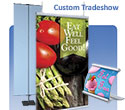 Image of an awesome Trade Show Display
