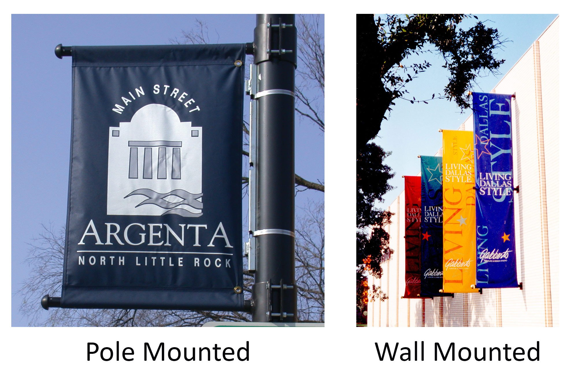Custom Banners Business School Military Flagandbanner