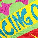Colorful Custom flag