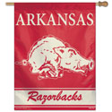 Arkansas Razorbacks College Vault House Banner, DBANN21453013