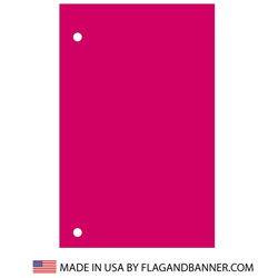 Nylon Crimson Solid Color Drape Banner, FBPP0000012178
