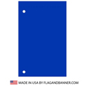 Nylon Royal Blue Solid Color Drape Banner