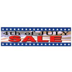 4th of July Sale PatrioticBanner, FBPP0000009382