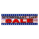 Memorial Day Sale PatrioticBanner