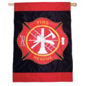 Fire Rescue Banner