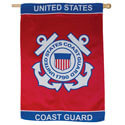 U.S. Coast Guard Banner, DBANN4328