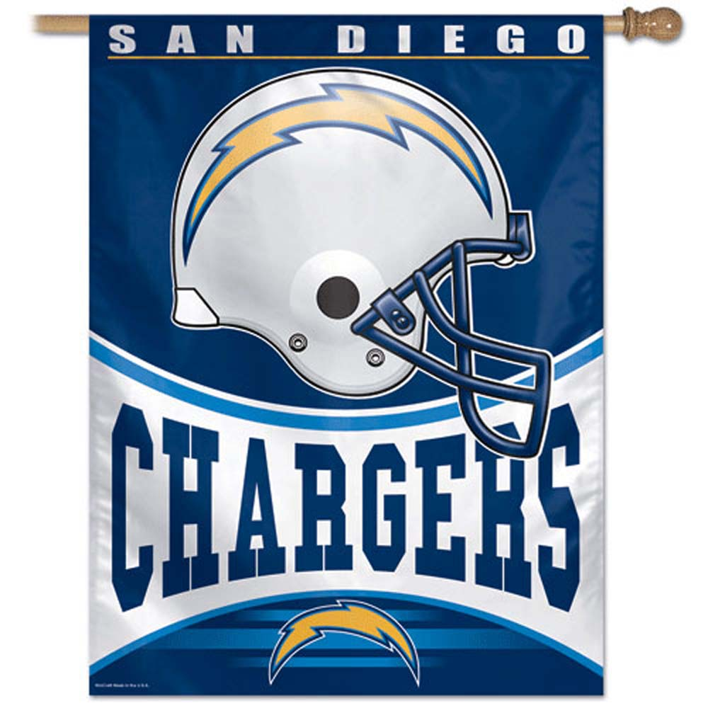 San Diego Chargers Flag: San Diego Chargers Banner