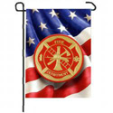 Fire Fighter Banner, DBANN71105G