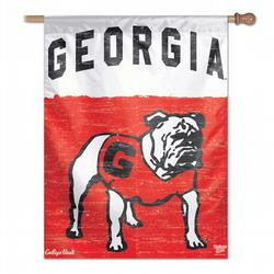 University of Georgia Bulldogs House Banner, DBANN74394091