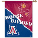 Arizona vs Arizona St House Divided Banner, DBANN74526091