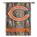 Chicago Bears Camo Banner, DBANN83159010