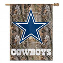 Dallas Cowboys Camo Banner, DBANN83193010