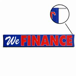We Finance Banner, DBANNG20M