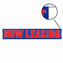 Now Leasing Banner, DBANNG20W