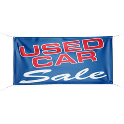 Used Cars Sale Banner, DBANNG5I