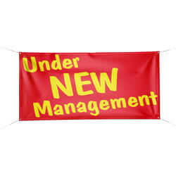 Under New Management Banner, DBANNG5M
