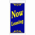 Now Leasing Banner, DBANNGBB1430D