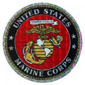 US Marine Sticker, DECDC0130
