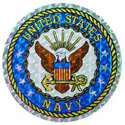 US Navy Sticker, DECDC0132