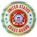 US Coast Guard Sticker, DECDC0134