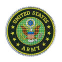 US Army Sticker, DECDEX002