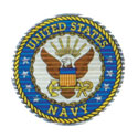 US Navy Sticker, DECDEX003