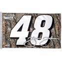 Jimmie Johnson Camo Flag, DFLAG06858031