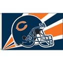 Chicago Bears Flag, DFLAG1349