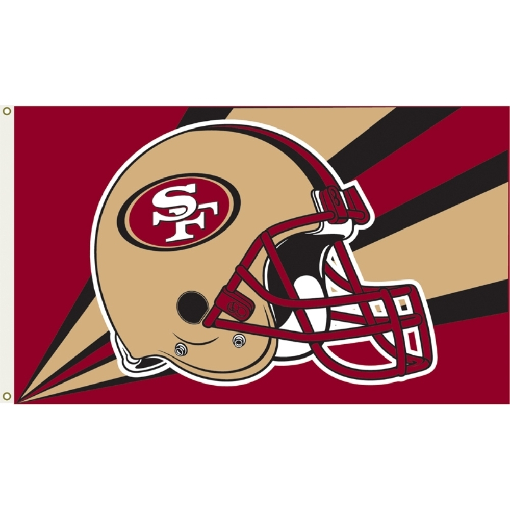 86f23aad12d San Francisco 49ers Flag