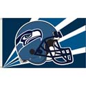 Seattle Seahawks Flag, DFLAG1354