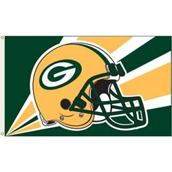 Green Bay Packers Flag, DFLAG1358