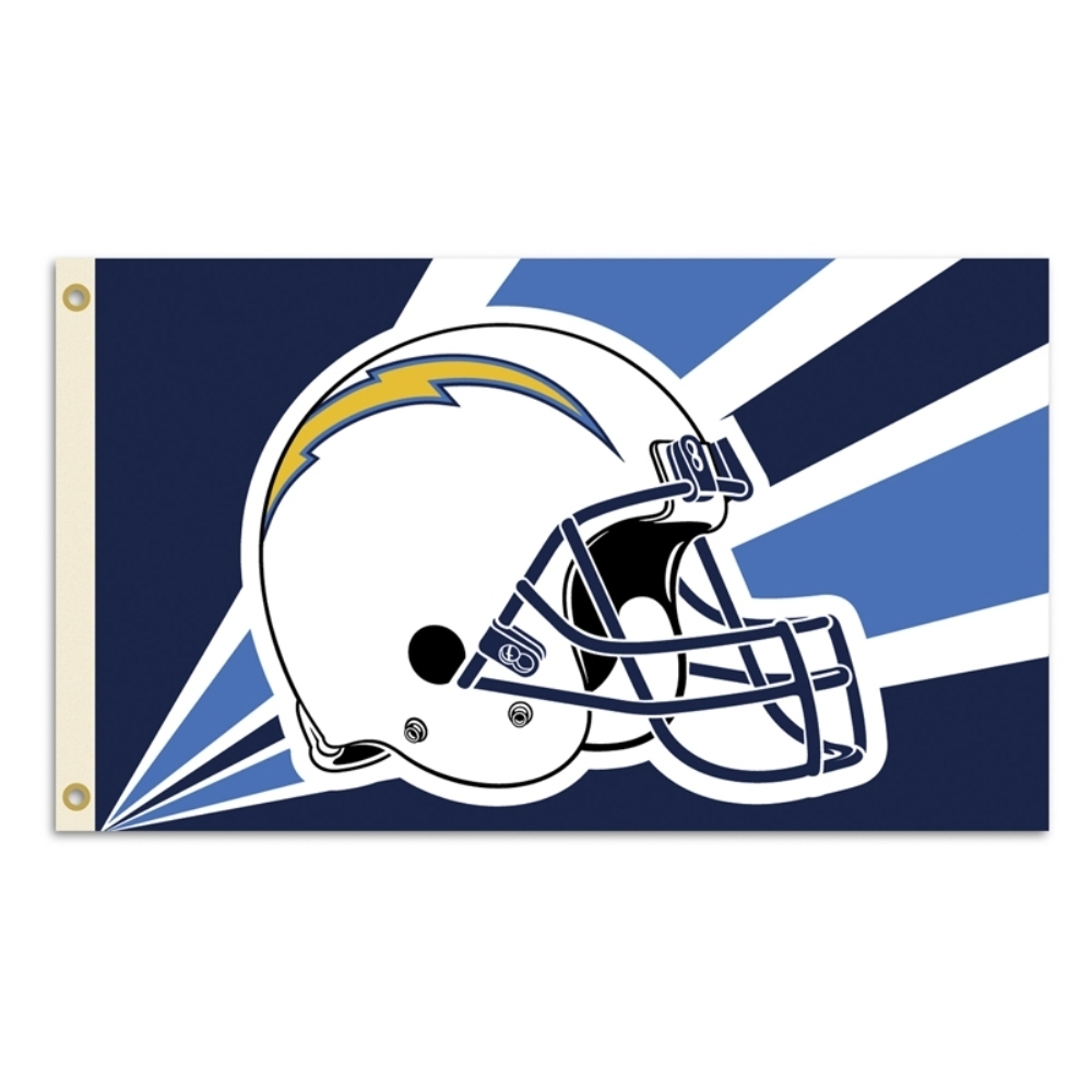 San Diego Chargers Banner: San Diego Chargers Flag