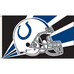 Indianapolis Colts Flag, DFLAG1366