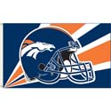 Denver Broncos Flag, DFLAG1372