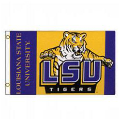 Louisiana State Tigers Flag, DFLAG1428