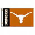 University of Texas Longhorns Flag, DFLAG1433