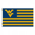 WVU Mountaineers Flag, DFLAG1434