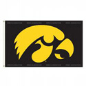 Iowa Hawkeyes Flag, DFLAG1446