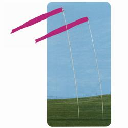 Magenta Wind Dancer Flag, DFLAG28WINDM